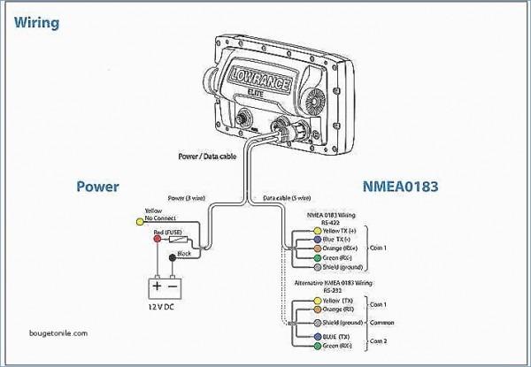 Wiring Diagram Lowrance Hook 7