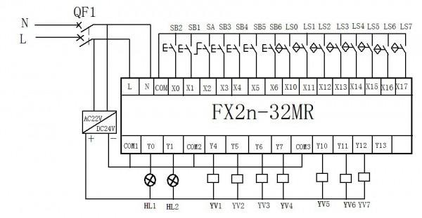Omron Plc Wiring Diagram