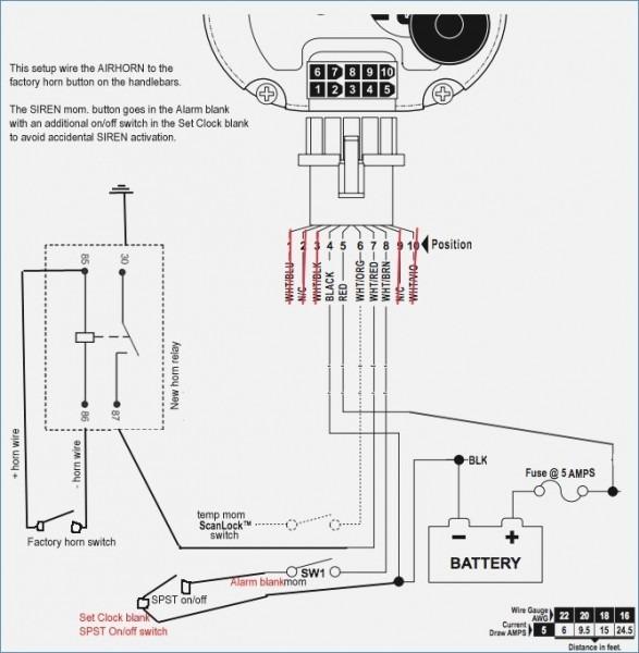 Wiring Diagram Whelen Cs240