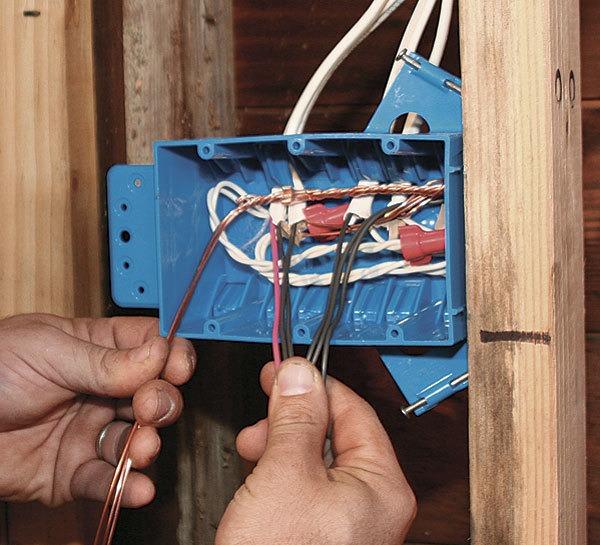 Wiring Switch Box