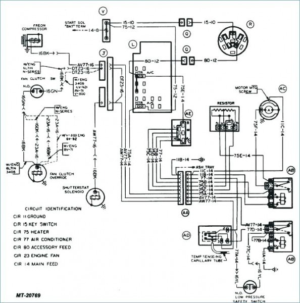 York Air Handler Wiring Diagrams