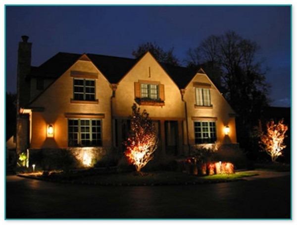 110 Volt Landscape Lighting