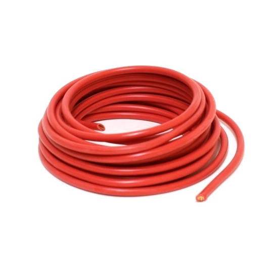 12 Gauge Red Automotive Wire 12 Ft  Package
