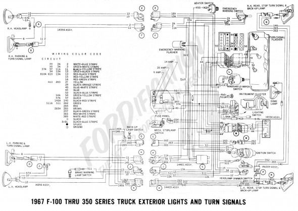Diagram  66 Mustang Turn Signal Switch Wiring Diagram Full Version Hd Quality Wiring Diagram