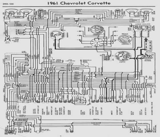 1978 Corvette Wiring Diagram Pdf