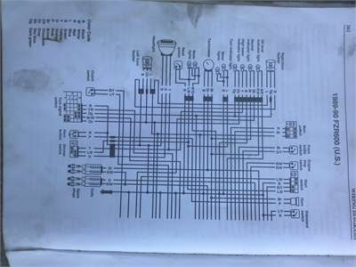 Yamaha Fzr 600 Wiring Diagram on