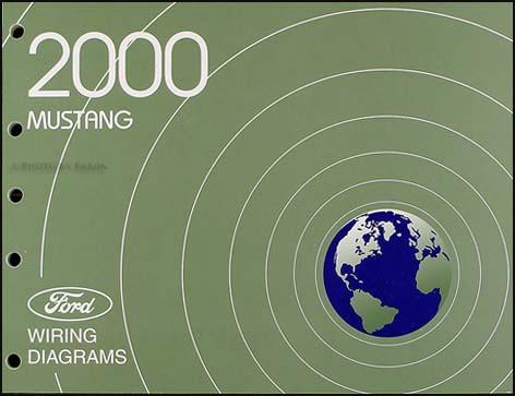 2000 Mustang Wiring Diagram