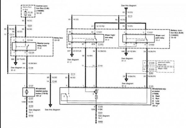 2000 Wiring Diagrams
