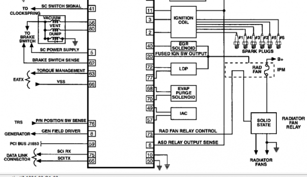 dodge caravan wiring diagram