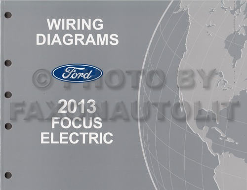 2008 Ford Focus Wiring Diagram