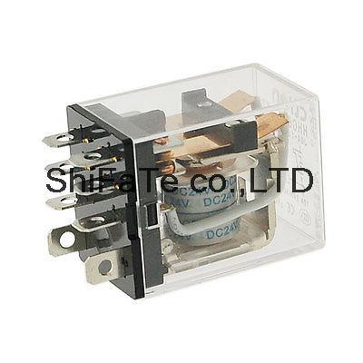 3 Pcs Q90f 1z 12vdc Coil 6 Pin Pcb Plug In Type Power Relay