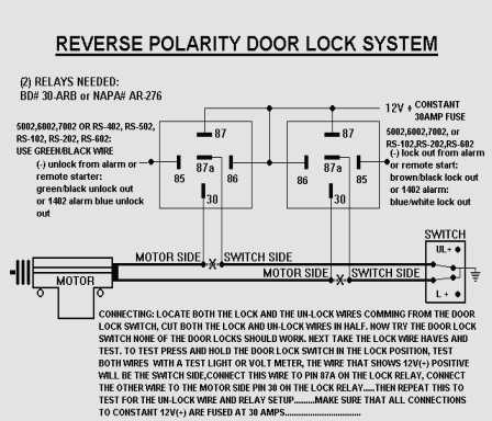 451m Relay Wiring Diagram Type C Actuators