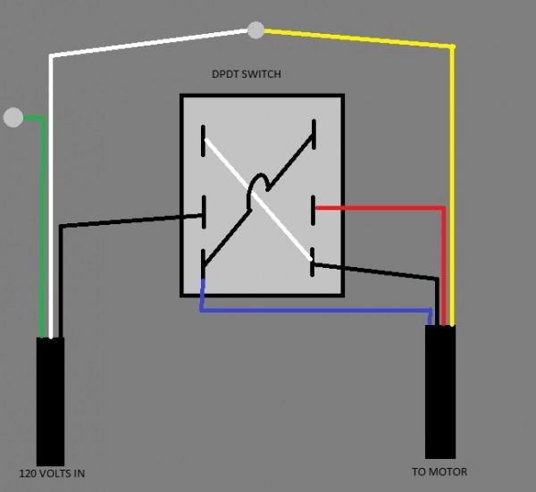 4 Wire Ac Motor Wiring