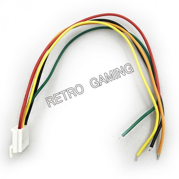 Aliexpress Com   Buy 10 Pcs Stretched Joystick Wires Cable 5 Pin