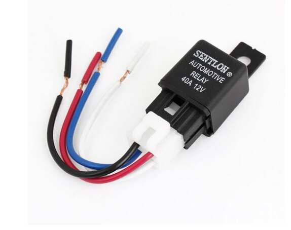 Aliexpress Com   Buy Longyue 2pcs Spst 4 Pin Way Relay Plastic