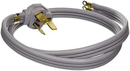 Amazon Com  General Electric Wx09x10006 3 Wire 40amp Range Cord, 4