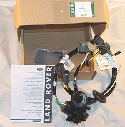 Amazon Com  Land Rover Brand Lr4 Discovery 4 Trailer Wiring Kit