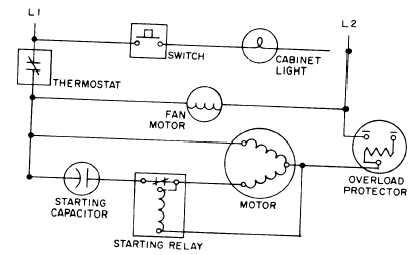 Basic Air Conditioning Wiring Diagram