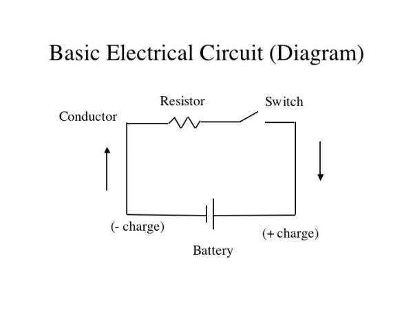 Basic Circuit Wiring Diagram