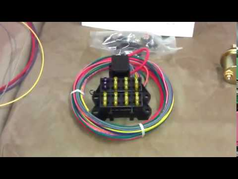 Build Your Own Wiring Harness