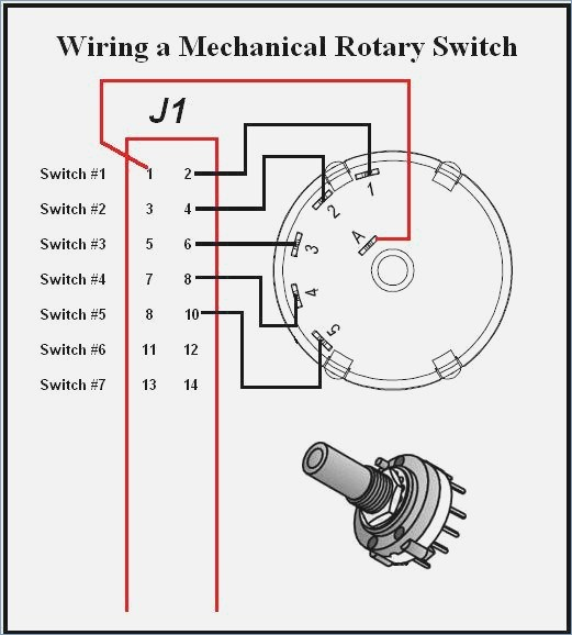 Cam Switch Wiring Diagram