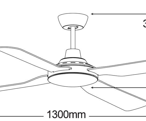 Ceiling Fan Drawing At Paintingvalley Com