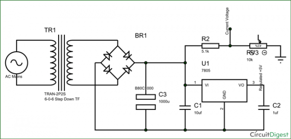 Electrical Circuit Breaker Diagram