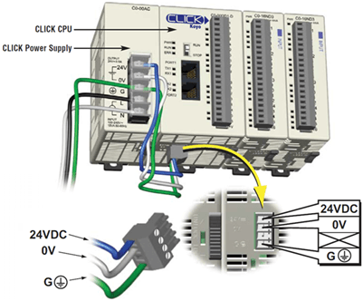 Click Installation And Wiring