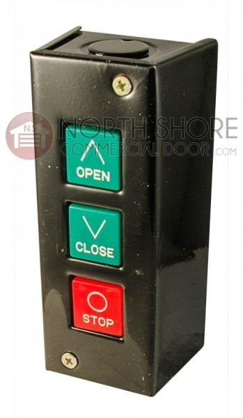 Commercial Garage Door Opener Wiring Diagram