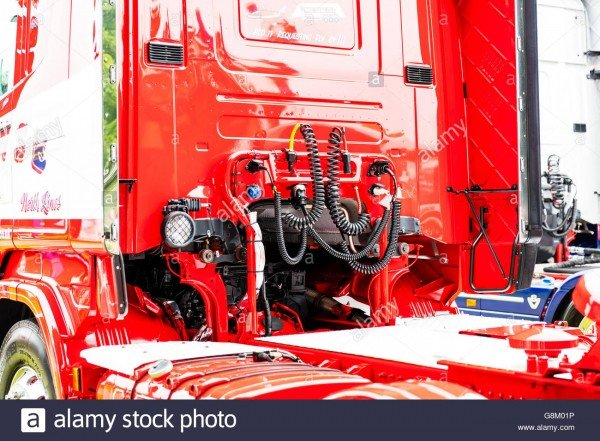 Connecting A Trailer To A Truck