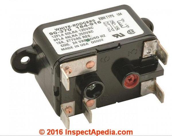 24vac Relay Switch