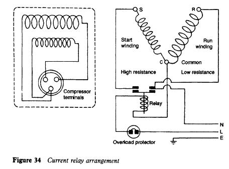 Current Relay Wiring Diagram