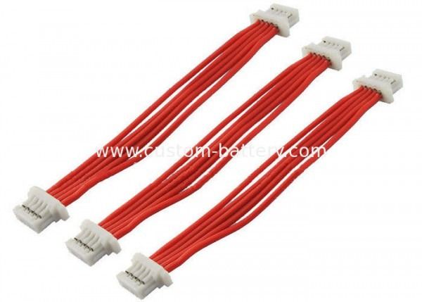 Custom Made Jst Sh 1 0 Pitch 5 Pin Connector Cable Wiring Harness