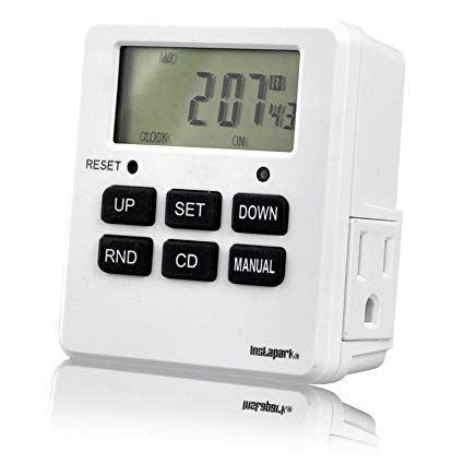 Digital Programmable Timer Tue