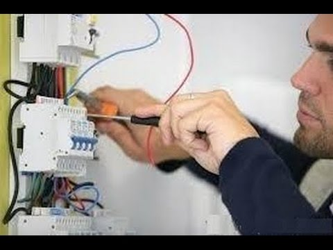 Electrical Installation In House In Urdu & Hindi