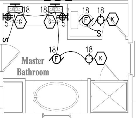 Electrical Layout Residential