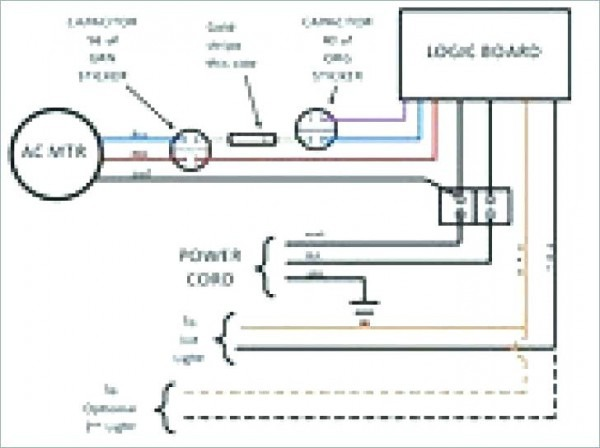 Commercial Garage Door Opener Wiring Diagram