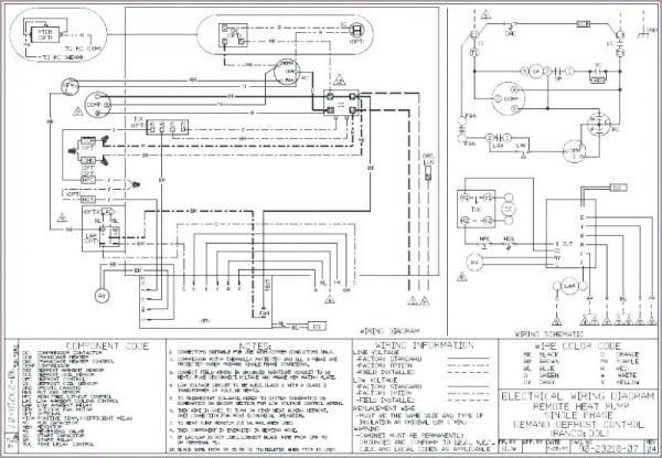 Goodman Heat Pump Wiring Schematic – Camilociprian Co