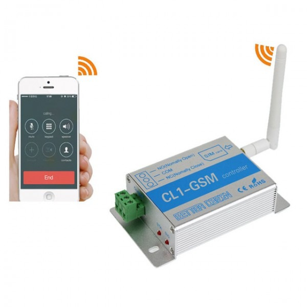 Gsm Sim Card Phone Call Sms Remote Electrical Electric Relay