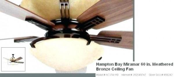 Hampton Bay Ceiling Fan Light Kit Instructions