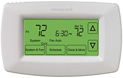 Honeywell Rth7600d Touchscreen 7