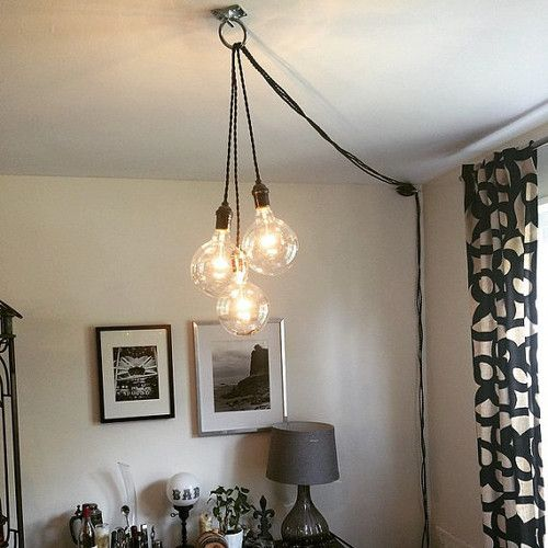 How Add Overhead Lights Without A Fixture You Will Have To See The
