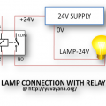 Relay Circuit Connection