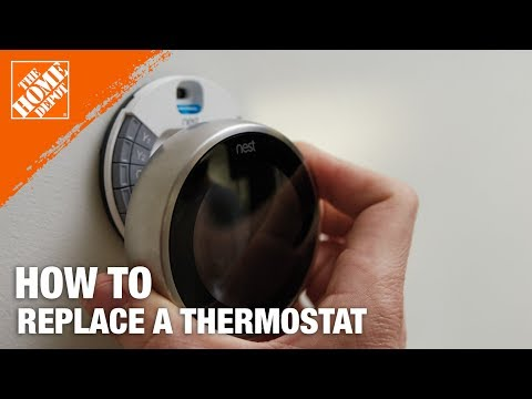 How To Replace An Old Thermostat