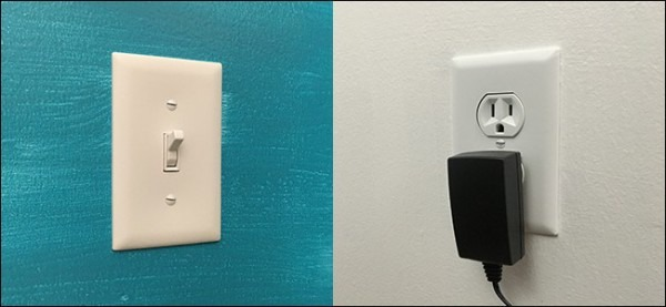 How To Replace An Outlet That's Controlled By A Light Switch