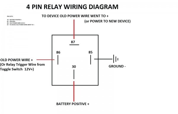 How To Test A 4 Pin Relay