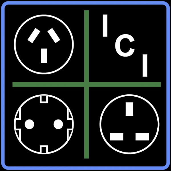 International Configurations, Cordsets, Cord Set, Detachable