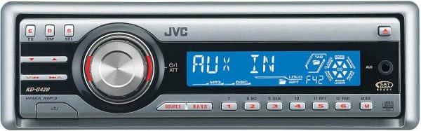 Jvc Kd G420 Wiring Diagram