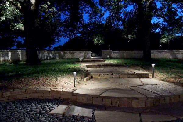 Led Lighting For Landscapes Dallas