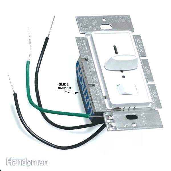 Installing Dimmer Switch No Ground Wire